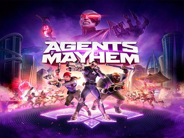Agents of Mayhem review