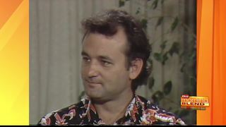 HOLLYWOOD REWIND: Bill Murray talks