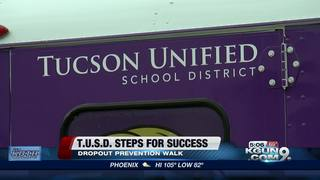 TUSD battles dropout rate with Steps to Success
