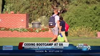 Coding boot camp helps students take on tech