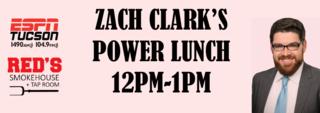 Zach Clark's Power Lunch