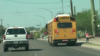 Operation Bus: make the roads safer for kids