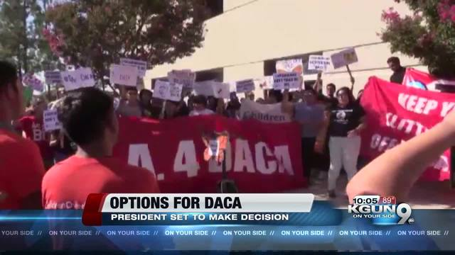 Nationwide Protests Hit the Streets After Trump Decision to End Dreamer Protections