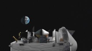 UA space probe makes close pass to Earth