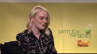 Emma Stone is spot on in