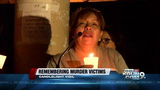 Families honor their loved ones during memorial