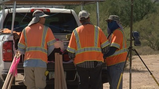 Cortaro Farms Road construction project begins