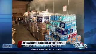 State of Sonora collecting donations for...