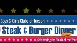 Boys and Girls Club Steak and Burger Dinner