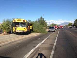 Police identify woman killed by school bus