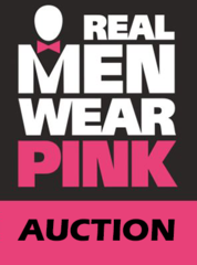 Real Men Wear Pink Auction