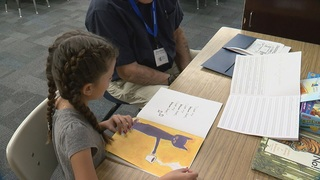Students shine in local reading program