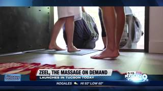 Massage company offers discount rubdowns