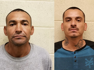 BP agents arrest 2 convicted gang members