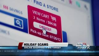 BBB warns shoppers about Holiday scams