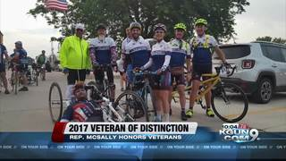 Rep. Martha McSally honors veterans during event