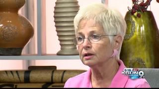 Cancer survivor shares her story of persistence