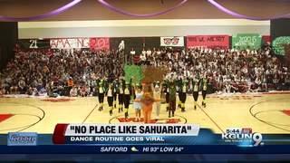 School's 'Wizard of Oz' dance routine goes viral