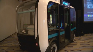 Self driving vehicles headed for local roads
