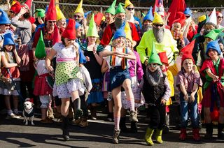 Gnome Fest 2017 to try to break world record