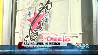 Helping suicidal youth in Mexico