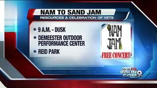 Reid Park hosts 30th Annual Nam-Jam