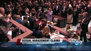 Az lawmaker opens up about sexual harassment