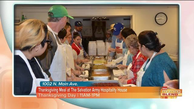 The Lima Salvation Army needs volunteers
