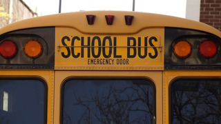 Batteries stolen from school buses overnight