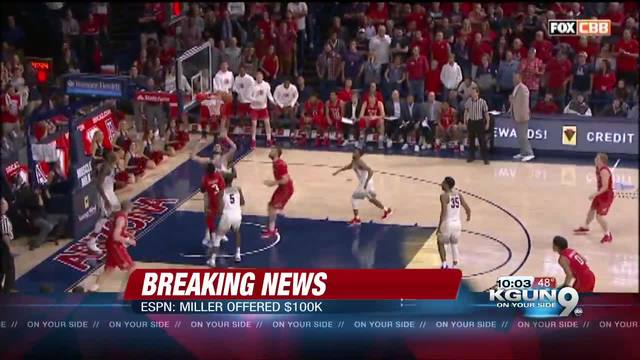 ESPN- Miller discussed -100K payment to lock-in recruit