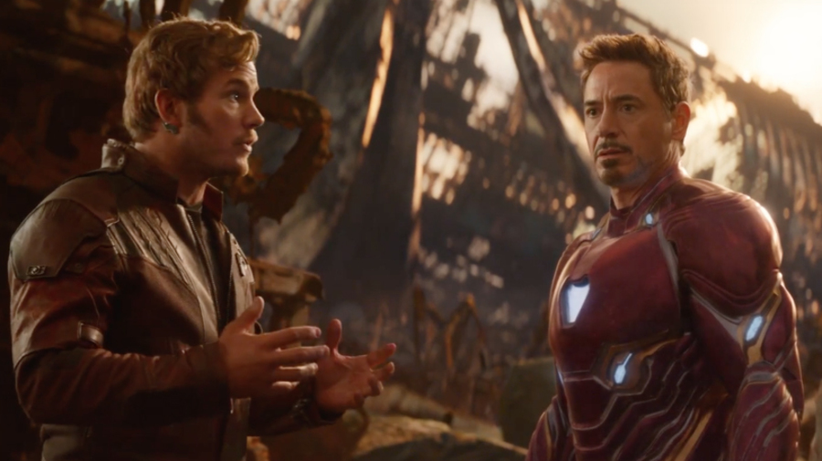 movie review: sour finish deflates majesty of 'avengers: infinity