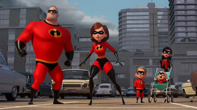 Movie review: 'The Incredibles 2'
