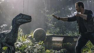 Movie review: 'Jurassic World: Fallen Kingdom'