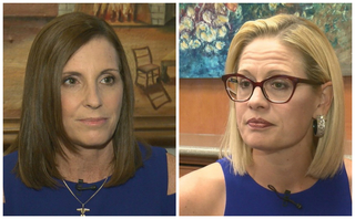 Sinema beats out McSally for US Senate seat