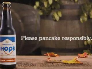 IHOP debuts pancake flavored beer called IHOPS
