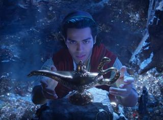 First look at Disney's 'Aladdin' remake
