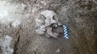 Archeologists discover 'vampire' child