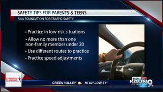 AAA: Teen drivers increase deadly crash chances