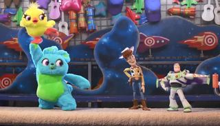 Second 'Toy Story 4' teaser shows new characters