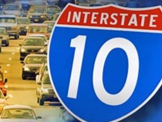 Weekend traffic shifts planned for I-10