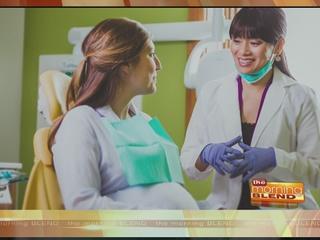 Dental care for mom during pregnancy