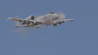 More money proposed to keep A-10s flying