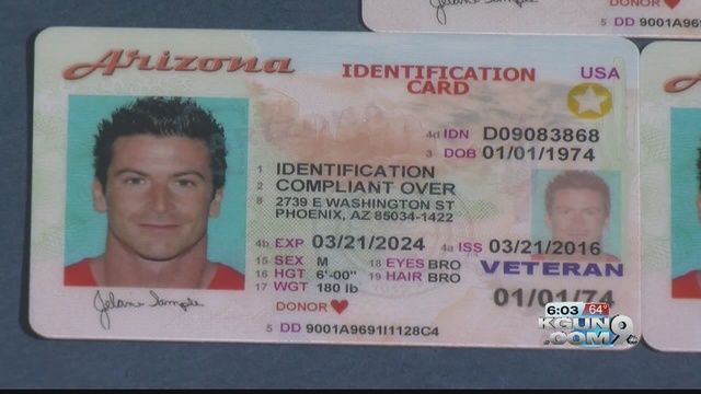 Are Az Drivers Licenses Valid For Air Travel