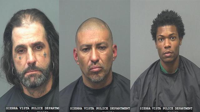 Sierra Vista Authorities Arrest 5 In Connection With Drug Sales