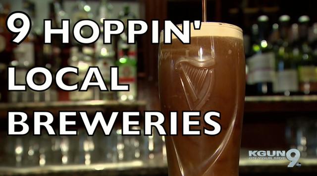 9 hoppin' local Tucson breweries