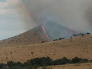 Fife Fire torches 2,100 acres near Sunizona