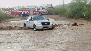 Road closures, restrictions in Pima County