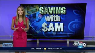 Saving with $am: Labor Day Deals