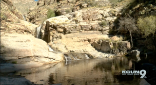 EXPLORE: Follow KGUN9 to Seven Falls