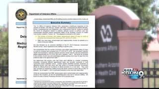 OIG Report: Tucson VA wait times increased